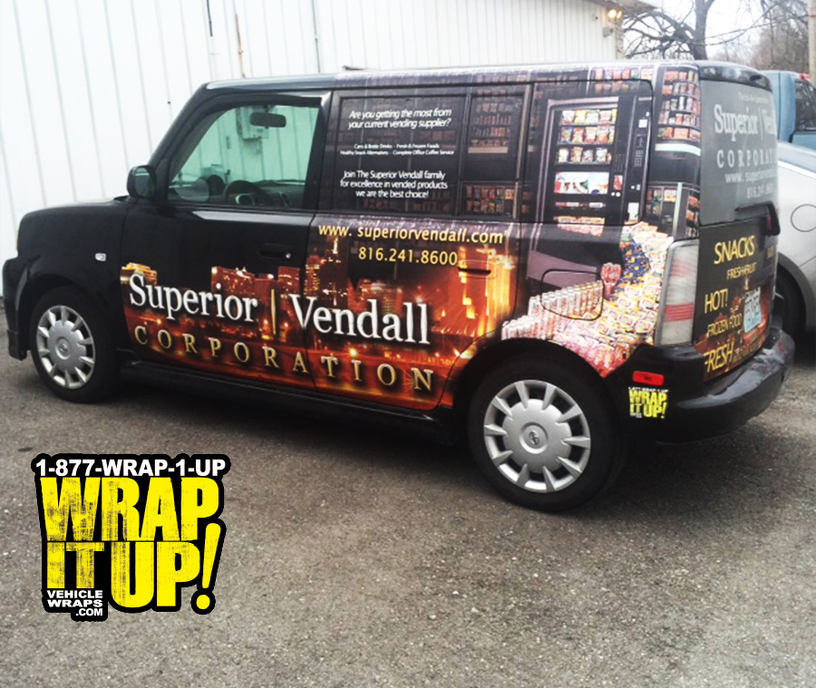 Superior Vendall Wrap