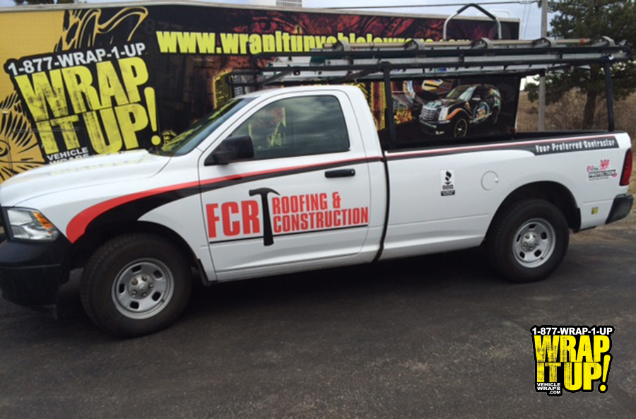 Truck Wrap FCR
