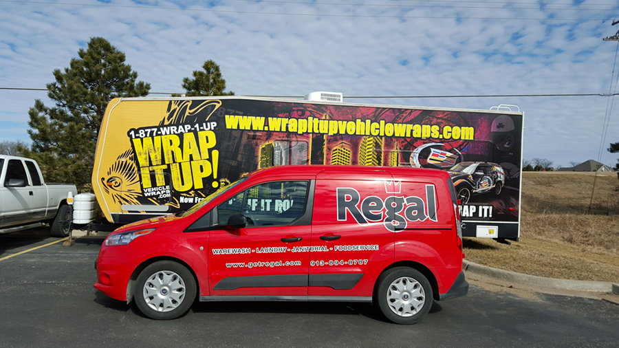 Regal Van Wrap