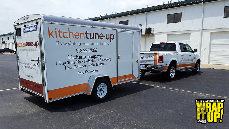 Kitchen Tune Up Wrap