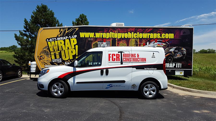 FCR Van Wrap