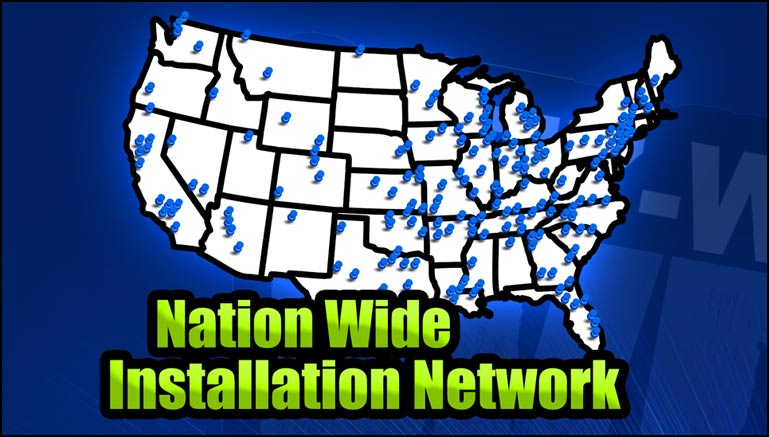 Nation Wide Installation Network