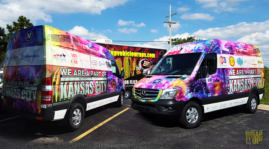 Aristocrat Van Wrap