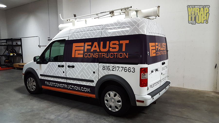 Faust Van Wrap