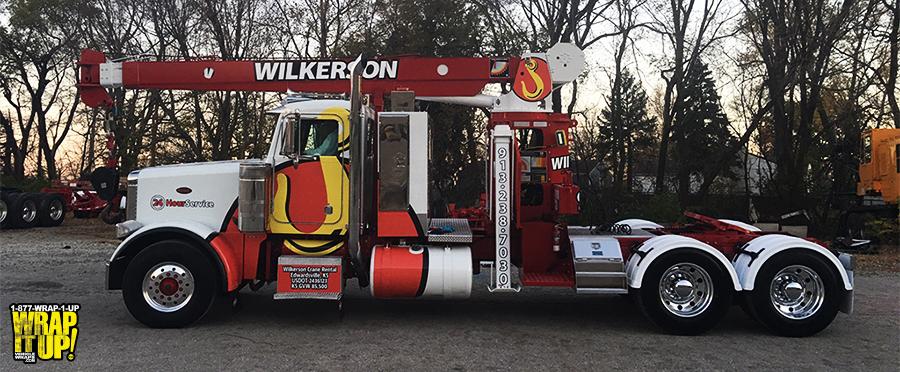 Wilkerson Crane Wrap