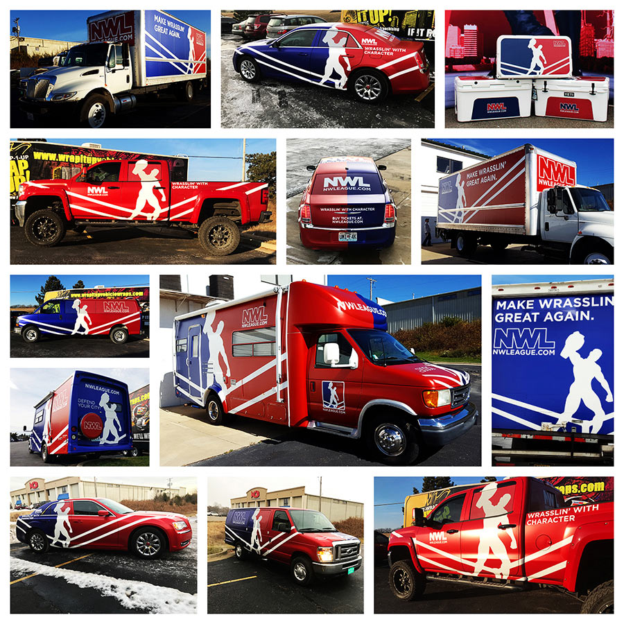 NWL Vehicle Fleet