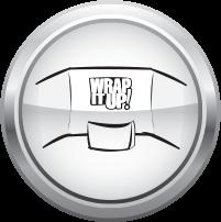 wall wrap icon