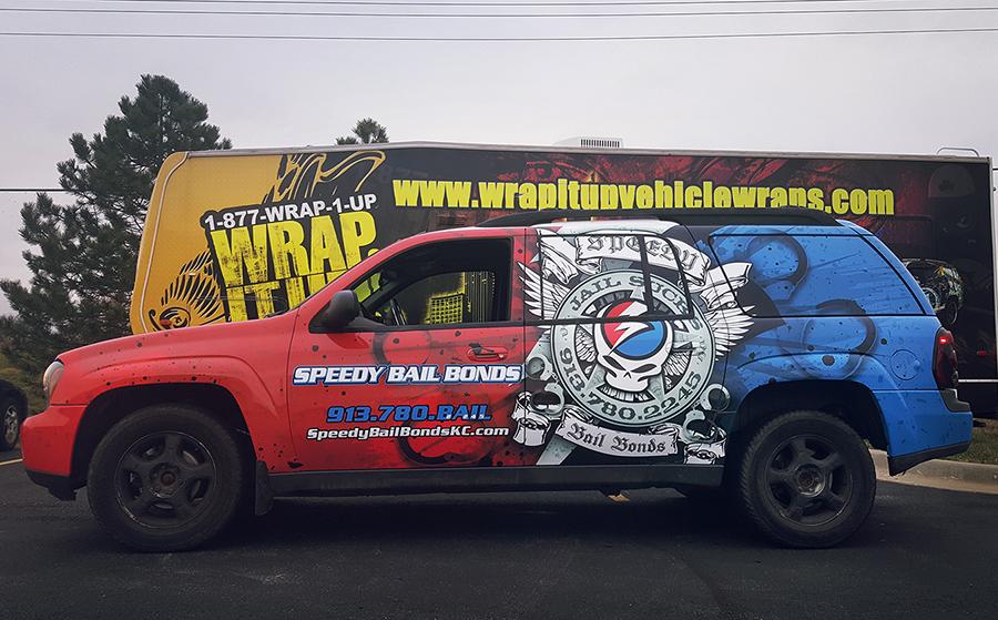 Vehicle Wrap America