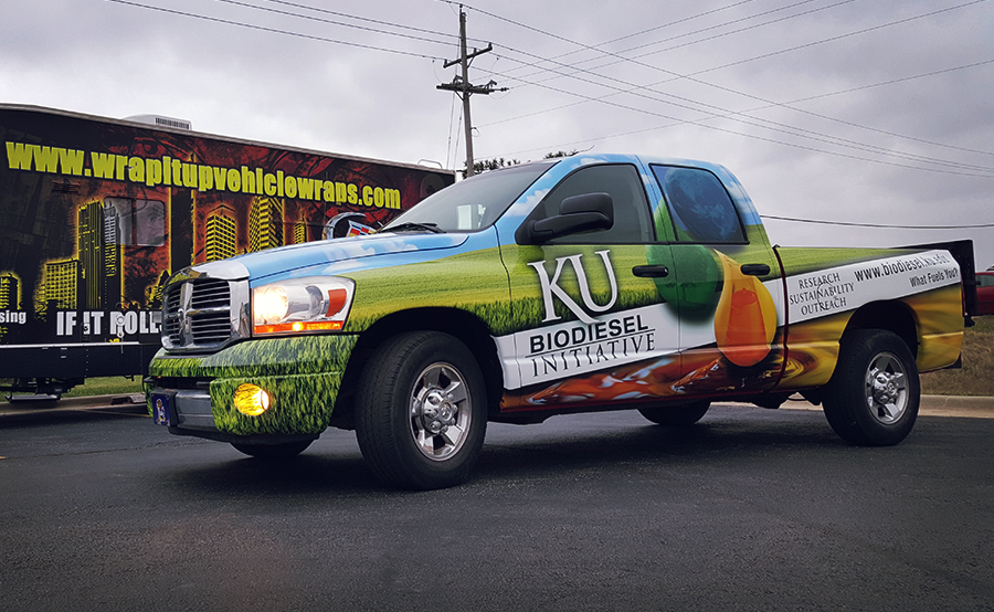 vehicle wraps kc