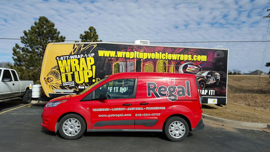 Regal Van Wrap
