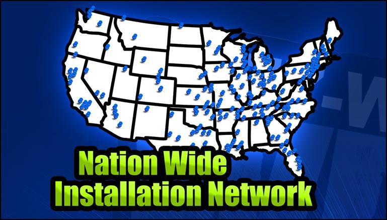 Nation Wide Installation Network