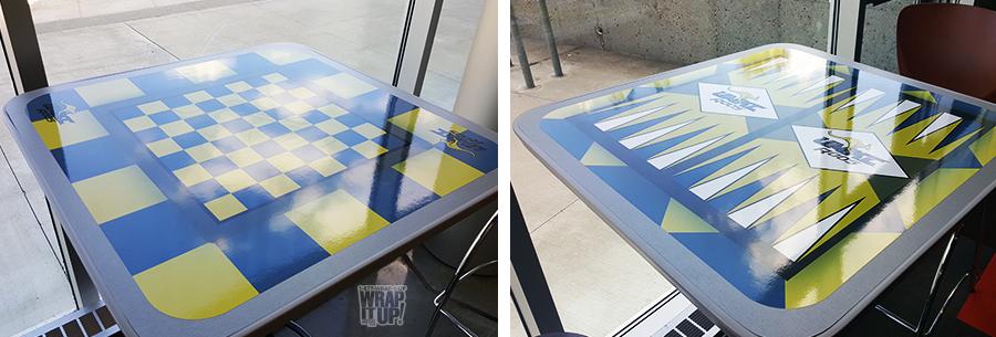 UMKC Table