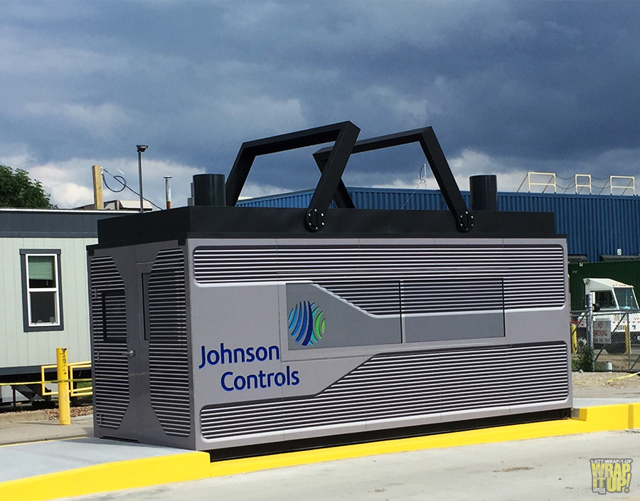 Johnson Controls Wrap